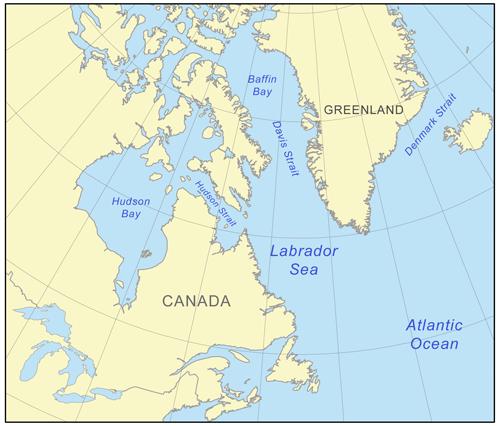 Labradorseamap